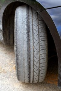 Your Tires Condition counts