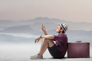 Travelling with Smart Phones