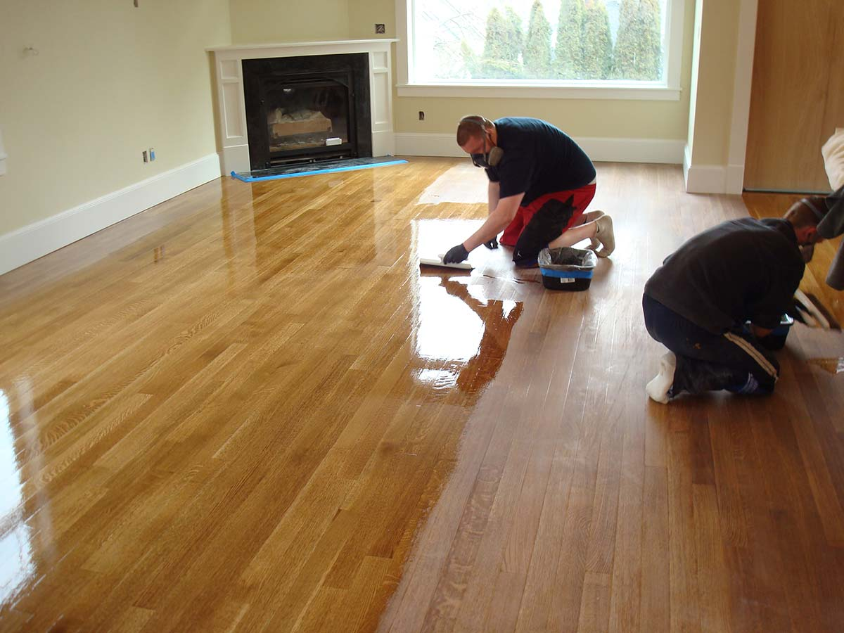 Hardwood floor installation archives managing home Wood floor installer