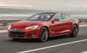 Tesla Model S Consumer Rating