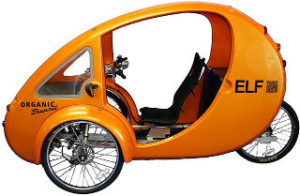 Electric Bike The Elf