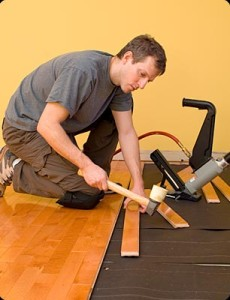 Installing Prefinished Hardwood Floors