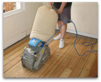 tips 0n Sanding Hardwood Floors