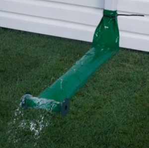 Rainguard Automatic Downspout Extension