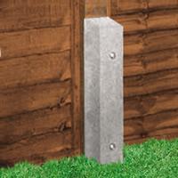 Repair Loose Fence Post