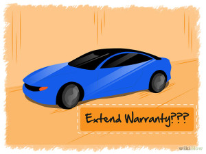 Buying an extended warranty