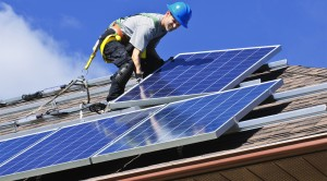 Solar Panels that Plug into Electrical Outlets